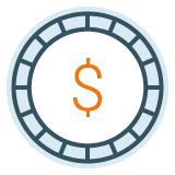 Illustration of a coin